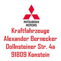 Banner Autohaus Bernecker