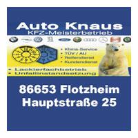 Banner Auto Knaus