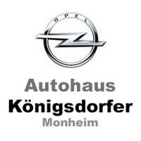 Banner Autohaus Koenigsdorfer