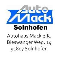 Banner Auto Mack